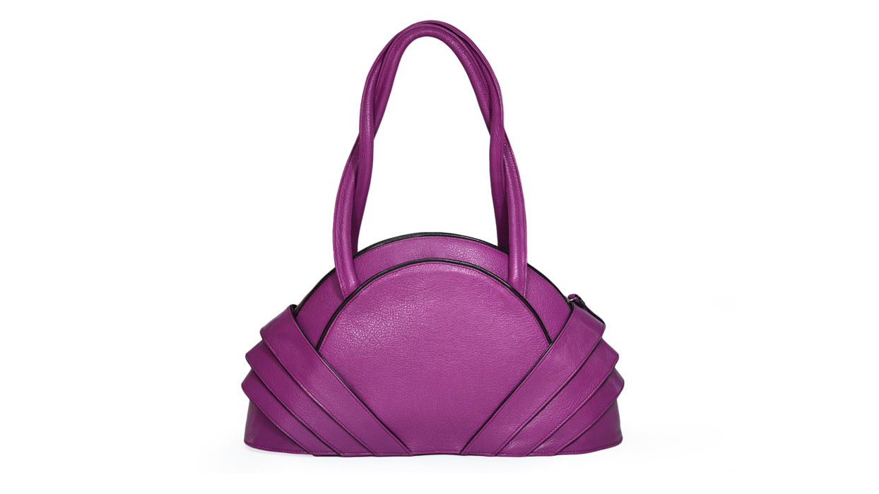 Iris shoulder bag