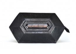 Diamond clutch bag